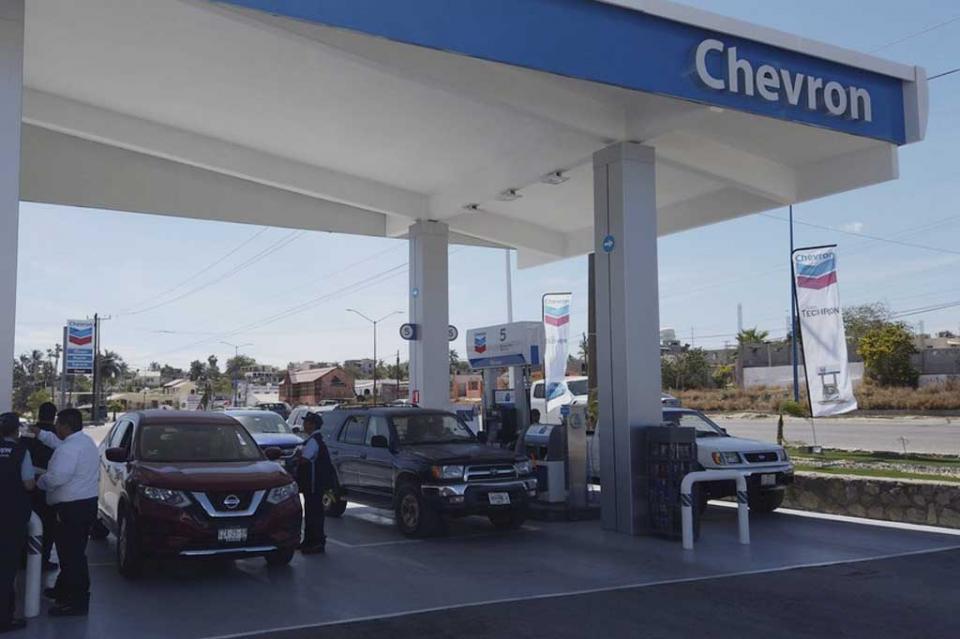Es inaugurada la primera estación de servicio Chevron en Los Cabos, Baja California Sur