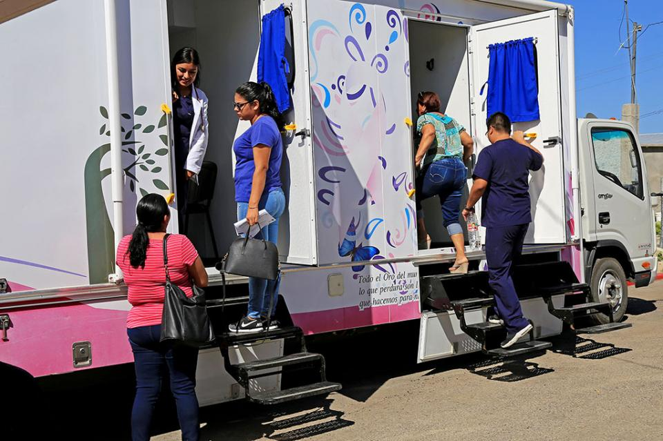 Cumple Gobierno de Los Cabos con más de  290 atenciones médicas gratuitas en delegaciones municipales
