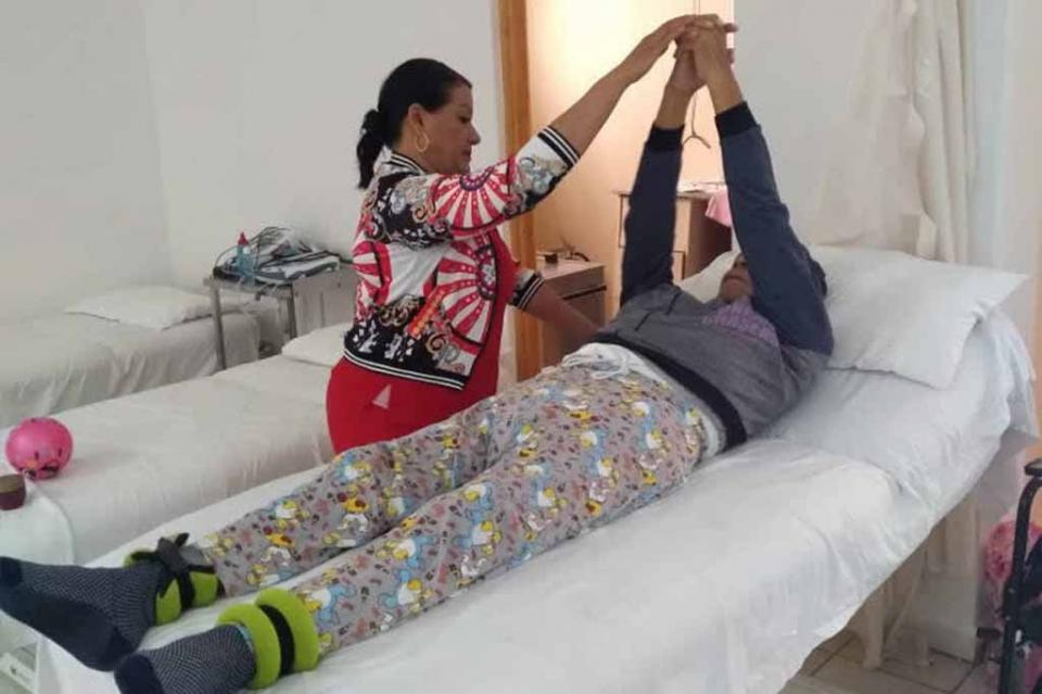 Otorga DIF Los Cabos más de 6 mil servicios a través de Unidad de Rehabilitación