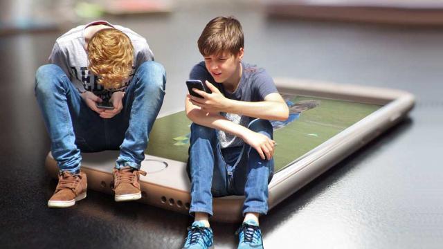 Generación Alpha, los nuevos nativos digitales