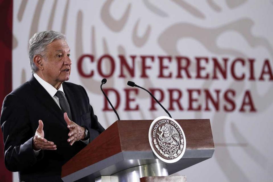 Continúa investigación contra titular de Comisión Reguladora de Energía: López Obrador