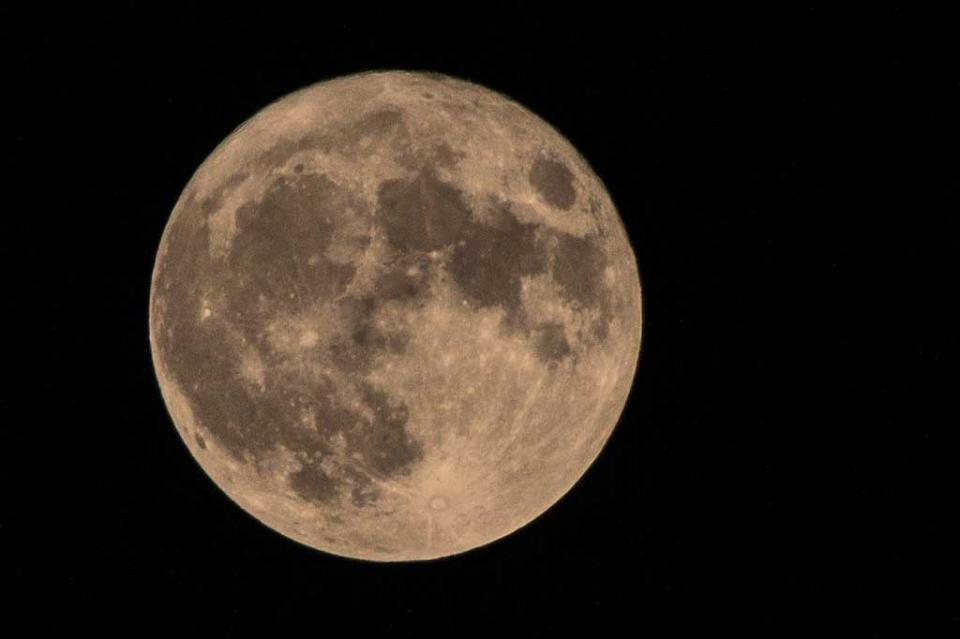 Última súper Luna de 2019 protagonista de eventos astronómicos de marzo