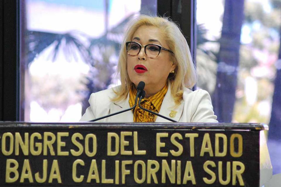 Propone Diputada Anita Beltrán Peralta reformas a la Ley de Educación del Estado