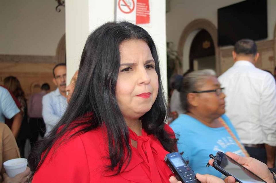 En octubre debe quedar la inversión de 500 mdp para pavimentación, drenaje y vivienda en CSL: Armida Castro