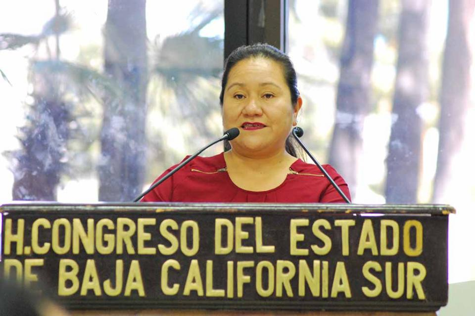 Llama Comisión de Derechos Humanos del Congreso del Estado a autoridades de seguridad a que informen sobre la situación de la desaparición de una persona a fines de enero del presente año