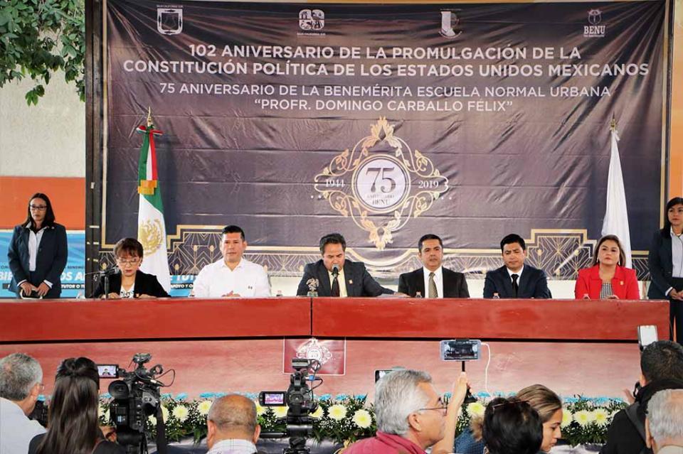 Servicio Público debe ser eficaz, eficiente y con calidad humana: Álvaro De la Peña