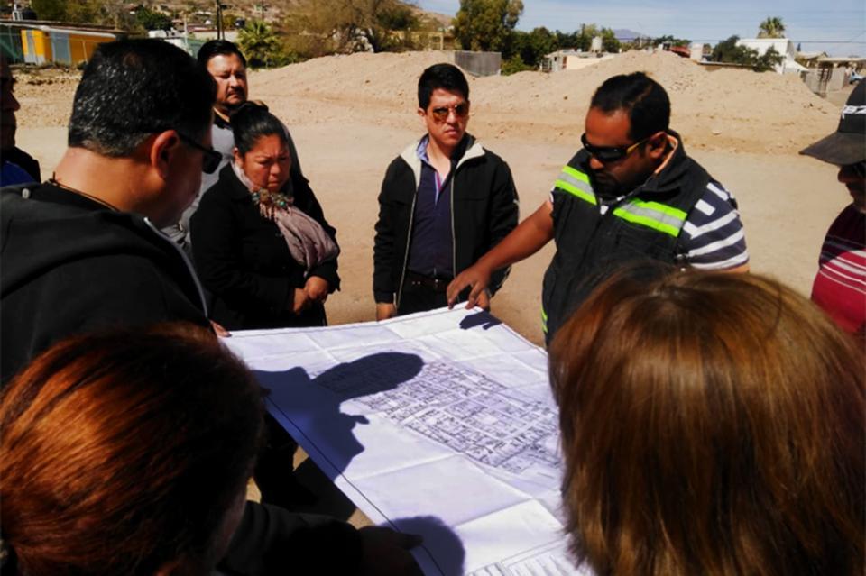 Salud establece Comité de Contraloría Social de la construcción del nuevo hospital de Santa Rosalía