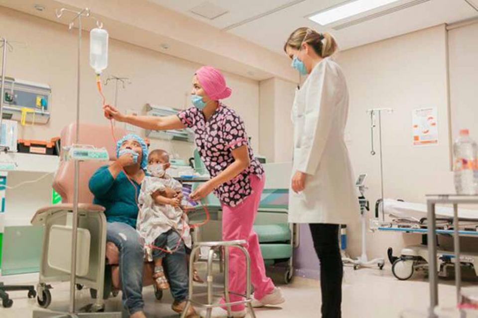 Unidad de Hemato-Oncología pediátrica es esperanza de vida para niños con cáncer