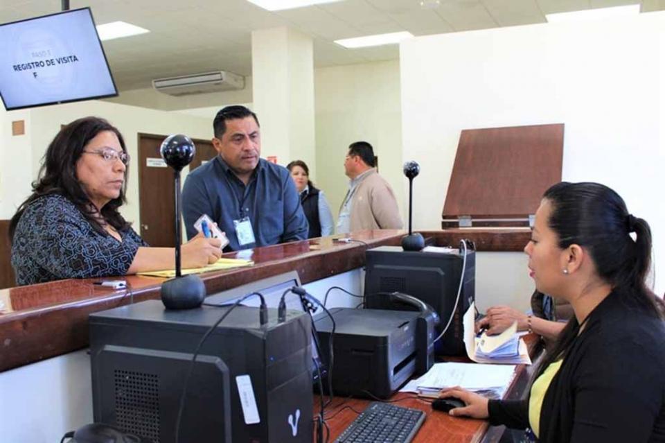 Realizan diagnóstico en Centro Penitenciario de La Paz
