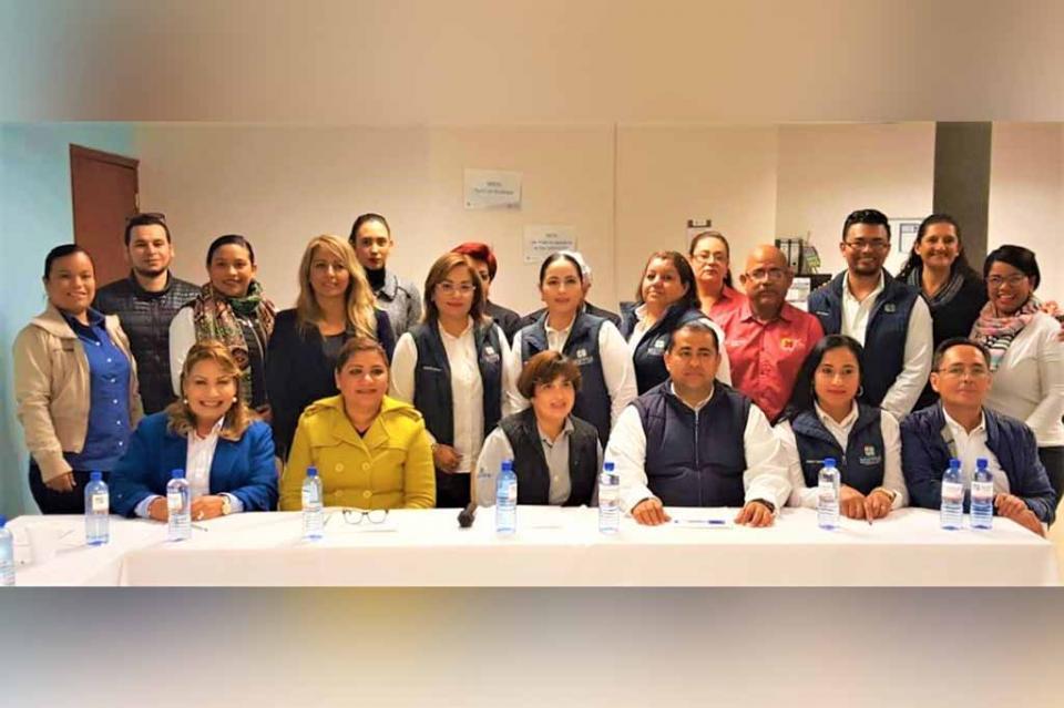 Se renuevan mesas directivas del sistema estatal de empleo en Comondú y Loreto