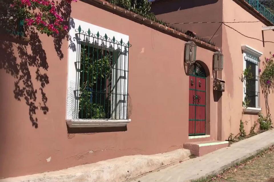 Casa de María Félix en Álamos, a la venta tras haber sido museo