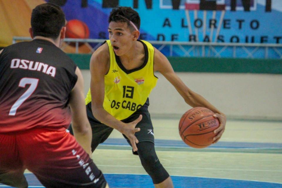 Arrasa Los Cabos en el basquetbol y volibol de playa