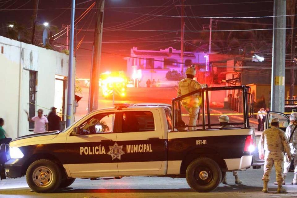 Reportan ejecutado a balazos en colonia Guaymitas