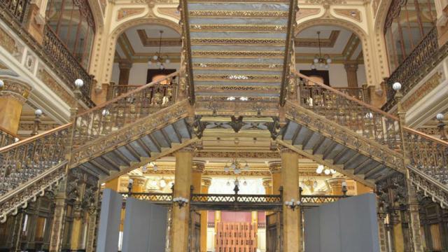 Palacio Postal de la Ciudad de México celebra su 112 aniversario