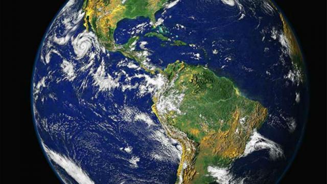 Destaca NASA que planeta Tierra es más verde que hace 20 años