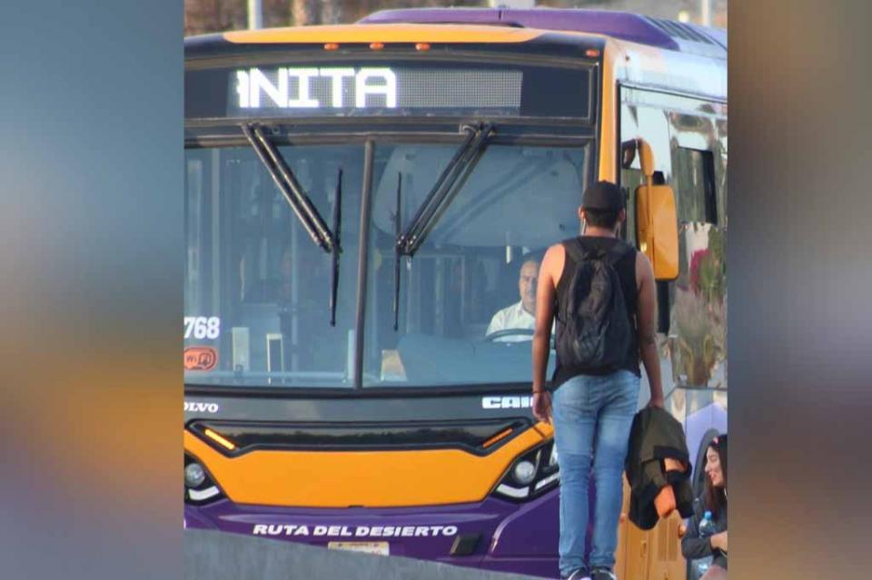 No puede conformarse BCS sin una ley de movilidad: Larrea Santana