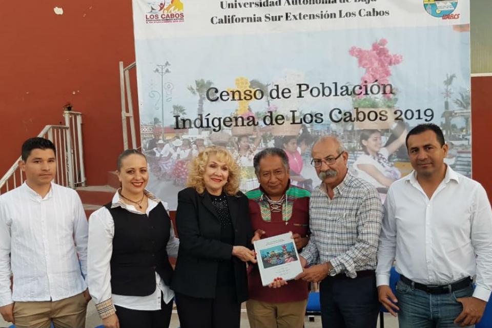 Participa la UABCS en proyecto de Pueblos Indígenas en Los Cabos