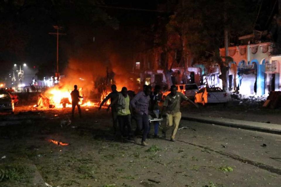Atentado con bomba en Mogadiscio deja al menos 29 muertos y 80 heridos