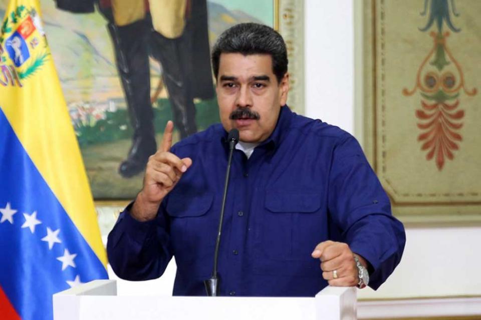 Maduro denuncia nuevos grupos de mercenarios en Colombia para atacar a Venezuela