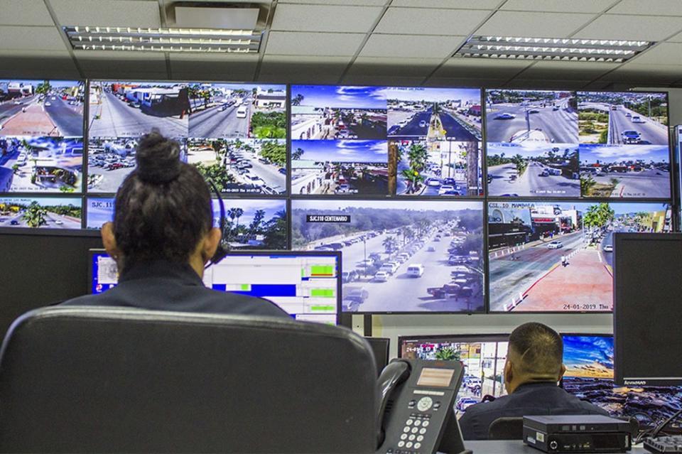 En 2019 la meta es llegar a 150 cámaras de vídeo vigilancia en Los Cabos: Armida Castro Guzmán
