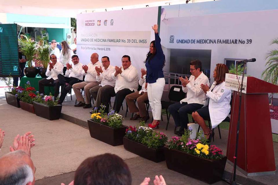 Gobierno de Los Cabos donó 8 hectáreas para proyecto de Hospital de Primer Nivel del IMSS