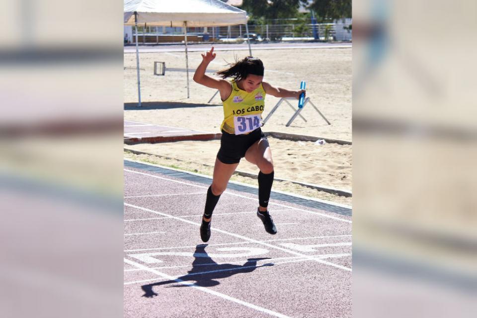 57 atletas integran Selección Estatal para Regional
