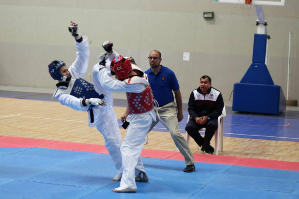 Concentran a seleccionados de Taekwondo