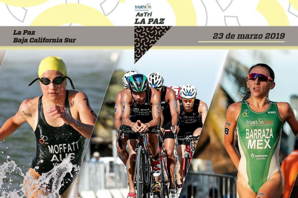Triatlón ITU Pan American Cup La Paz, todo listo para la edición 2019