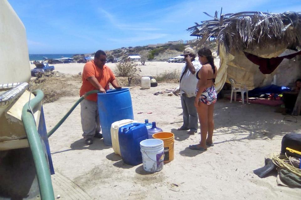 Durante Semana Santa Servicios Públicos recolectó más de 25 toneladas de basura en playas