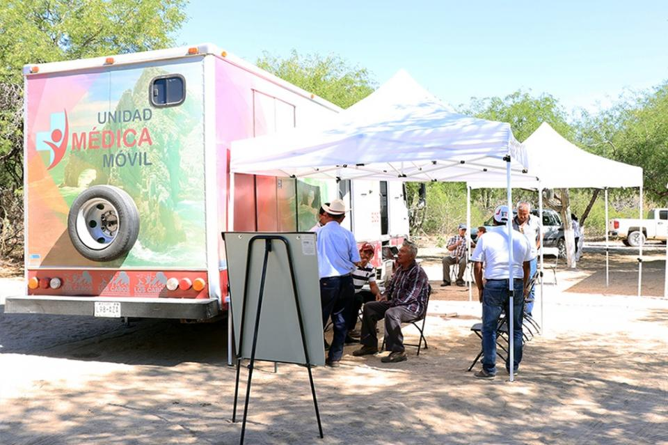 """""""Caravana de la Salud"""" llega a familias de la zona rural de CSL"""