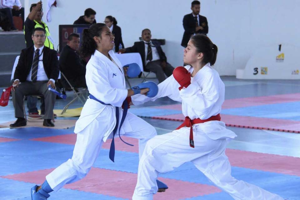 Tendrá BCS equipo completo de Kárate en la olimpiada nacional