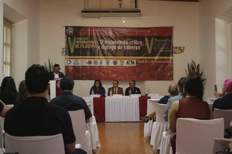 Invita UABCS a la VI edición de su Simposio Internacional de Filosofía