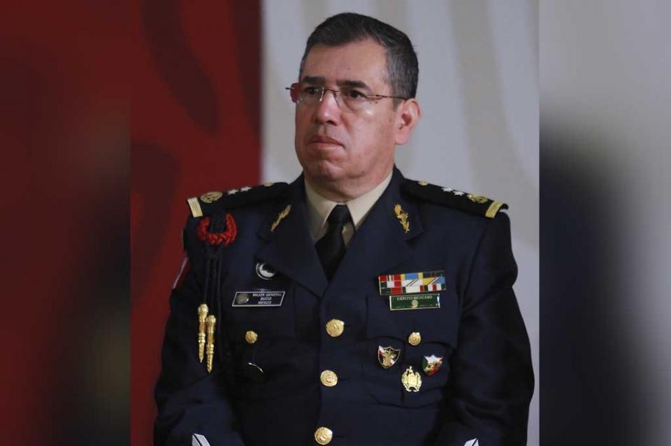 Designa López Obrador a Luis Rodríguez Bucio como comandante de Guardia Nacional