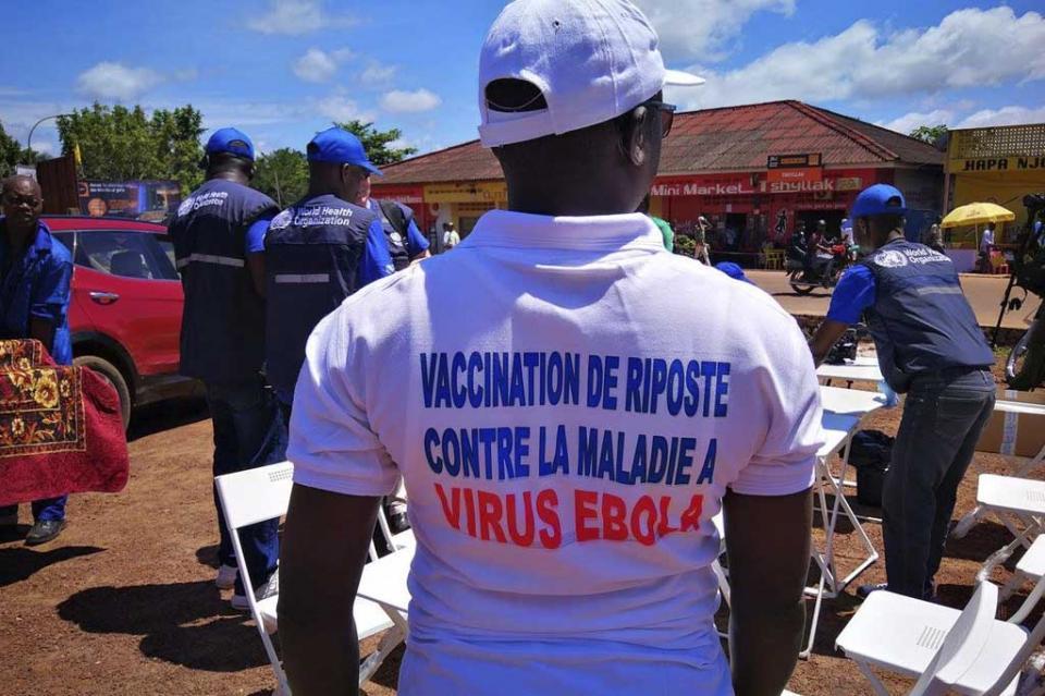 Suman 914 los muertos por ébola en República Democrática del Congo