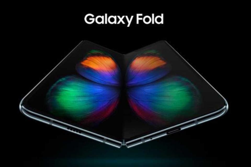 Samsung pospone el lanzamiento del Galaxy Fold, su teléfono plegable