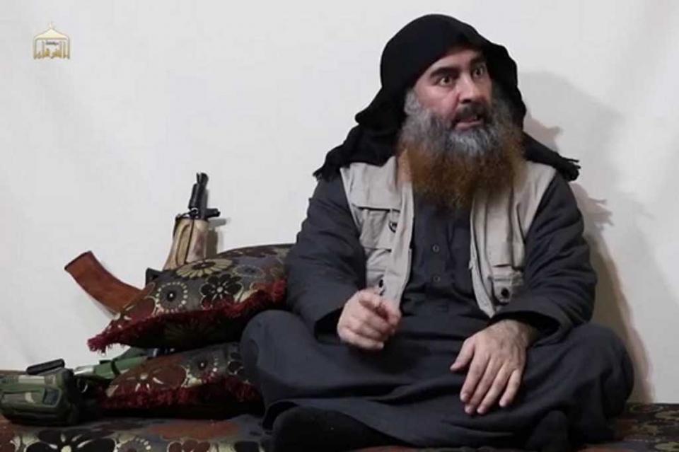 Máximo líder del Estado Islámico reaparece por primera vez en cinco años