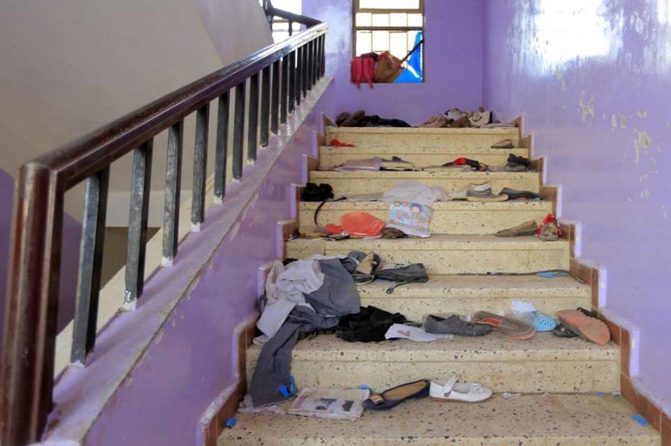 Catorce niños muertos en Yemen el domingo en una explosión