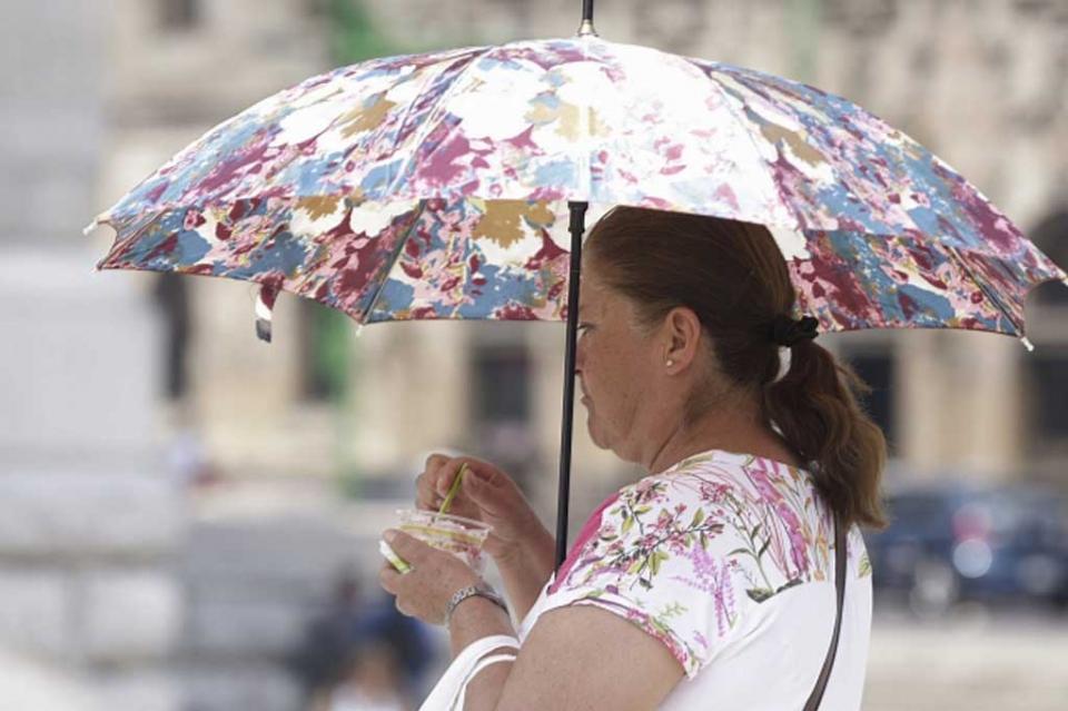 Persistirá este sábado onda de calor sobre casi todo el país