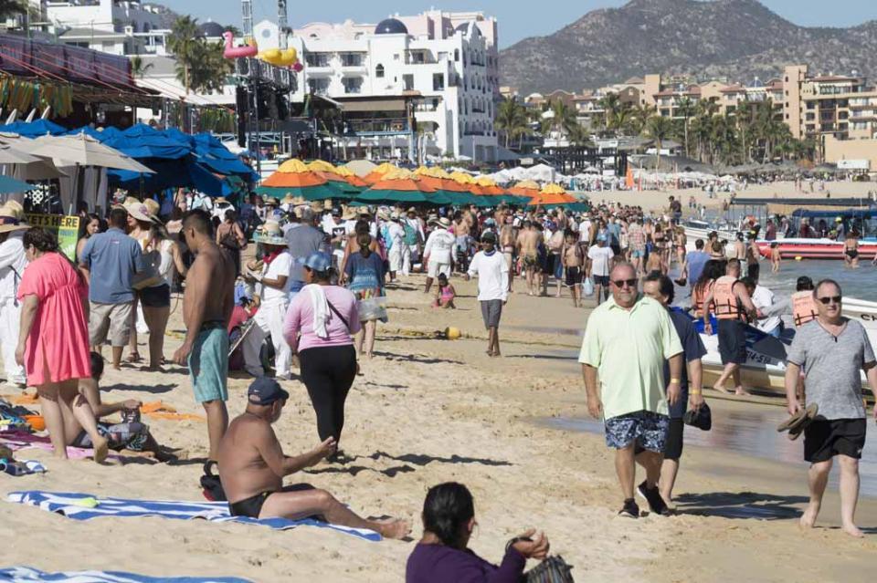 Turistas dejarán en México casi 53 mil mdp en vacaciones de Semana Santa