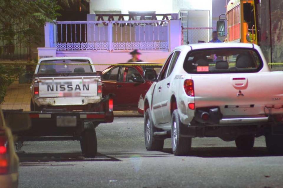 Reportan balacera en fraccionamiento Villas de Cortez
