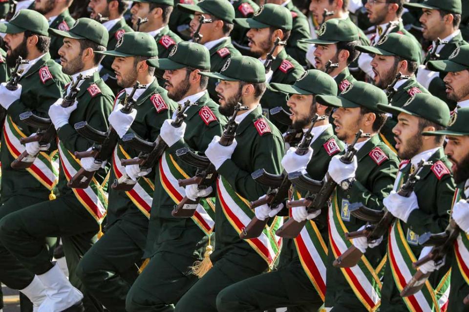 """EEUU designa a Guardianes de la Revolución de Irán como grupo """"terrorista"""""""