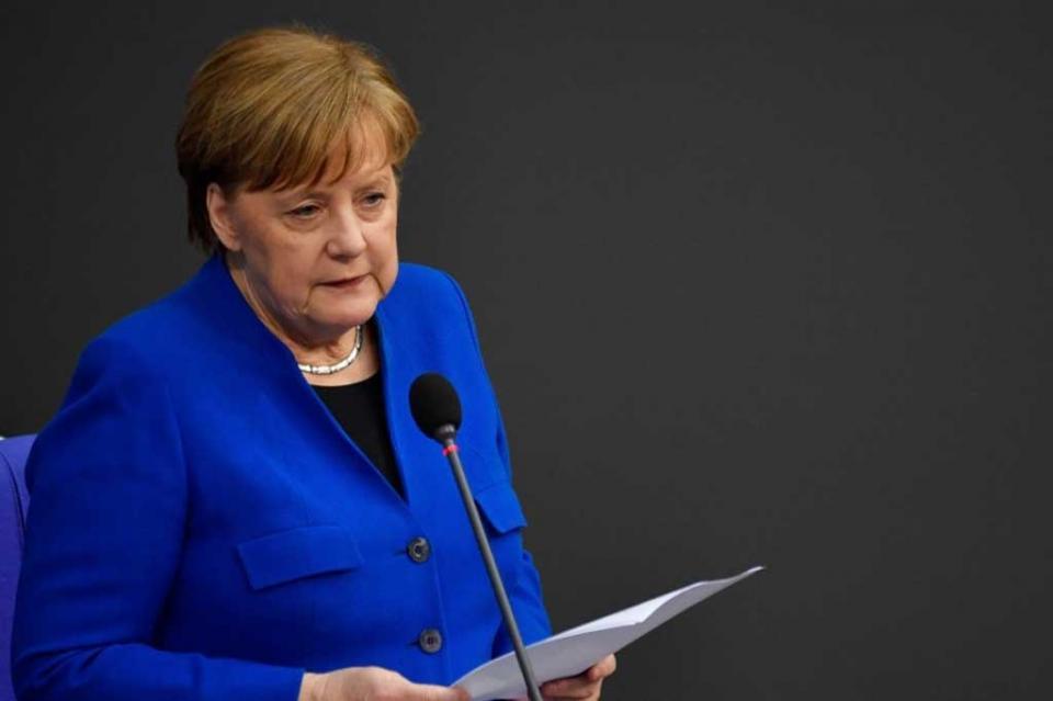 México expresa condolencias a Merkel por muerte de su madre Herlind Kasner