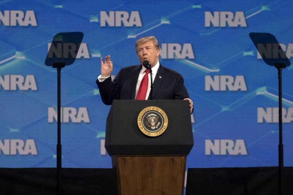 Trump anuncia retiro de EUA del tratado de control de armas de ONU