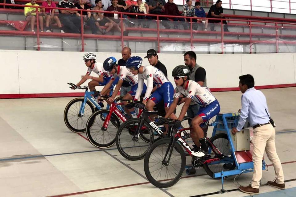 Abren con oro y plata los ciclistas sudcalifornianos el nacional