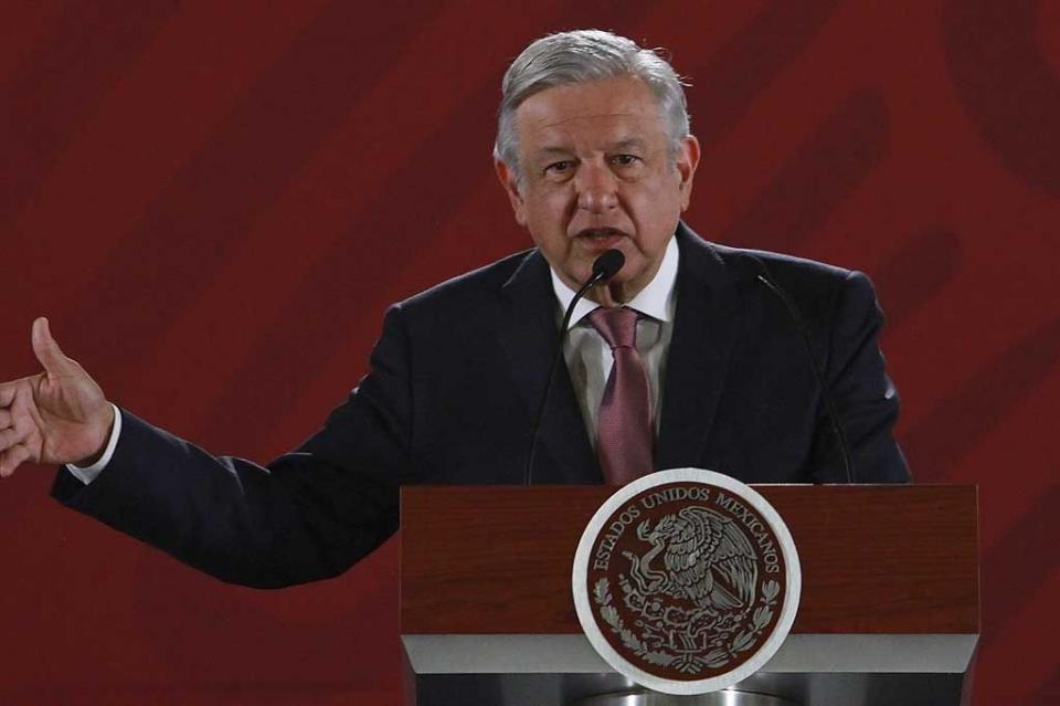 Lamenta López Obrador suicidio del expresidente de Perú