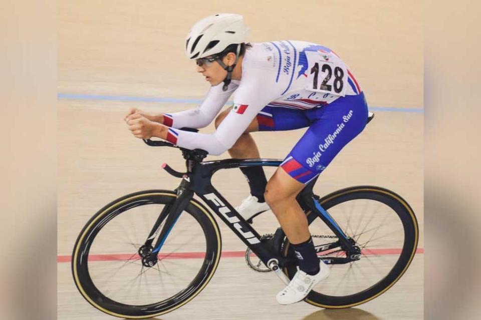 Oro y nuevo récord nacional de Sebastian Ruiz