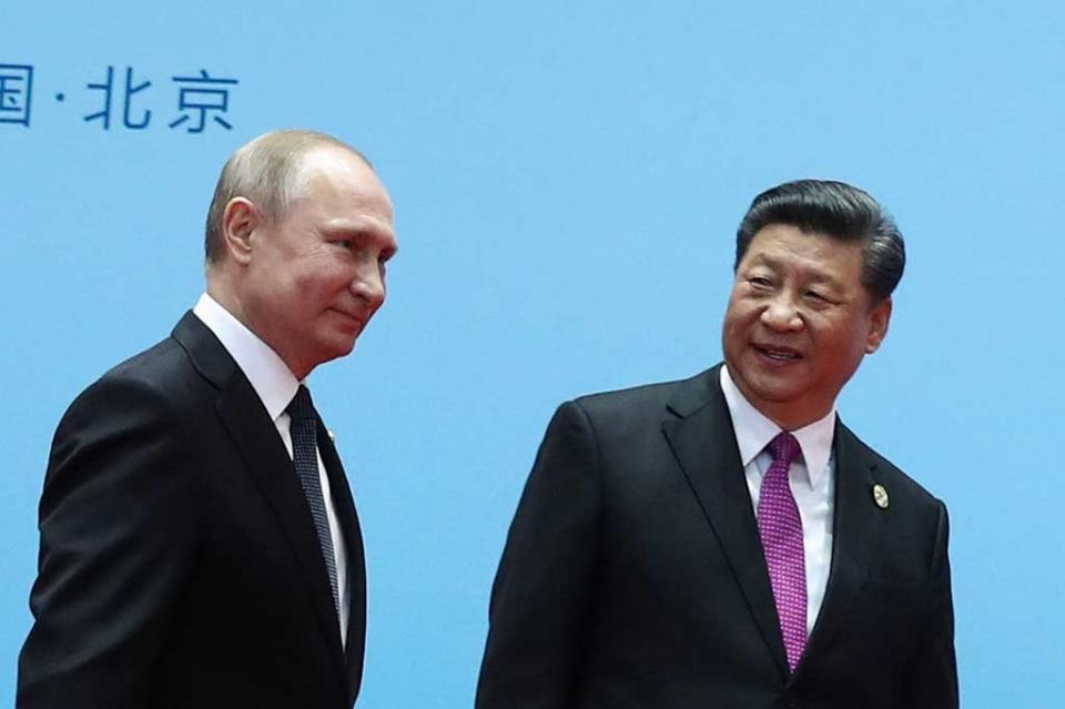 """Inaceptable"" presionar a Venezuela señalan presidentes de Rusia y China"