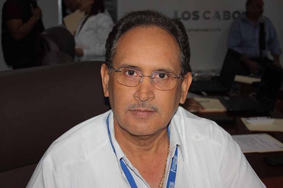 """""""En Los Cabos no hay registros de niños con anemia"""" Andrés Flores"""