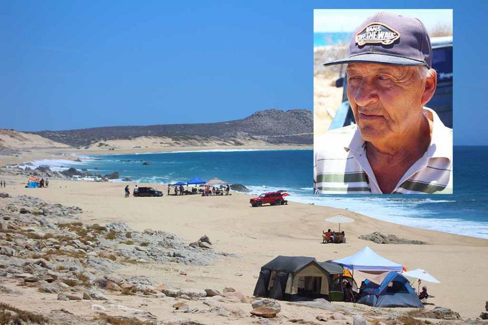 No todos los accesos a playas están libres y en buen estado: nativo de La Playa