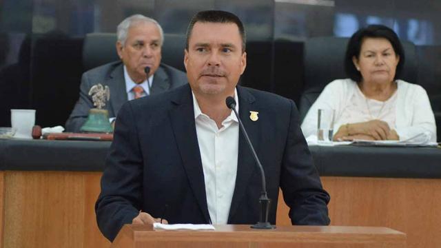 Presenta el Dip Perpuli Reforma a la Ley de La Comisión Estatal de Derechos Humanos
